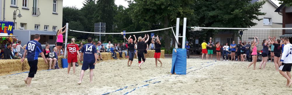 Beachvolleyball in Emstek
